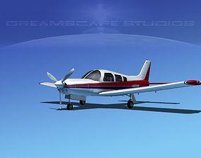 Piper Cherokee Arrow 3D