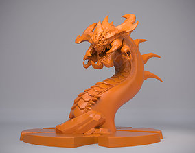 Baron nashor 3D print model