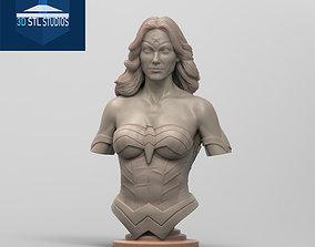 WONDER WOMAN 3D print model dc