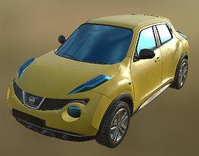 Nissan Juke 04 PBR 3D model