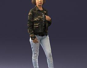 Style woman 0529 3D Print Ready