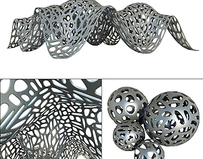 3D model Bionica decor hall