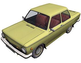 3D asset zaz 968