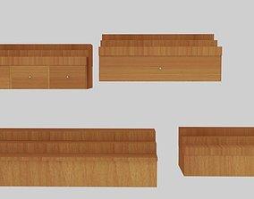 Exhibit Cabinet 3D model