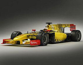 Renault F1 2010 3D