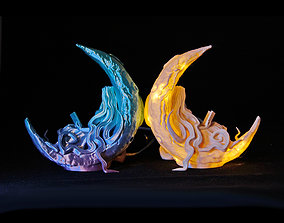 3D printable model Lunaels Dream