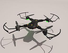 3D VISUO XS809HW Mini RC Drone Quadrocopter