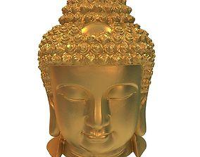 Buddha figurine 3D print model
