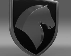 Khondro Logo 3D
