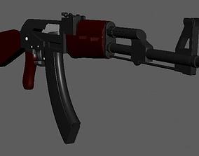 3D print model Weapon AK 47