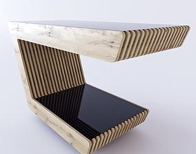 3D Table Stripe