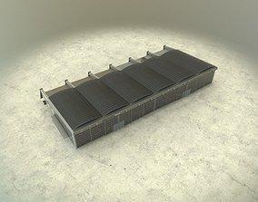 EDDB Hangar 9 3D model
