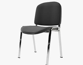 Office Chair ISO 3D asset