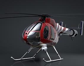 3D model MD-520N NOTAR
