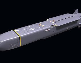 3D SCALP EG Missile