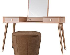 Barnini Oceo Richmond Toilet table 3d model realtime
