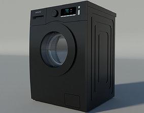 washing machine 3D model realtime