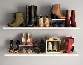 Womens shoes 02 3D