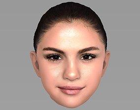 Selena Gomez 3D model