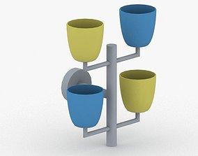 1465 - Bra Lamp 3D model