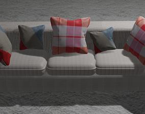 cama 3D living room sofa