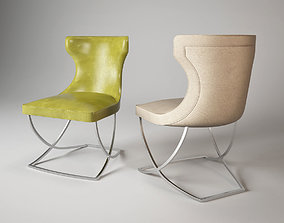 Baxter Paloma chair 3D