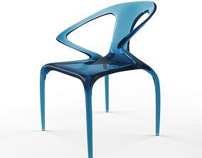 3D model Roche bobois ava chair