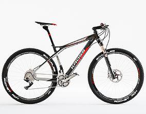Bike Kross Level B 3D model