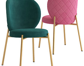 3D model Cult Furniture Elisa Chair