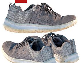 boot 3D model realtime Sneakers