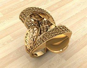 RING 171 ring 3D print model