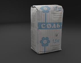 Scanned salt RAW SCAN 3D