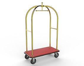 3D Hotel Trolley 03