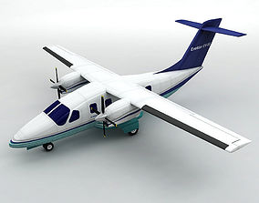 3D model Evektor EV 55 Aircraft