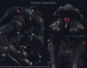 Terra Guardian 3D model