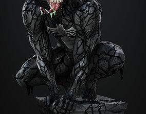 Venom Statue 3D printable model