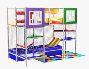 indoor kids playground 3D