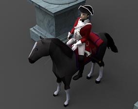 3D model SEVEN YEARS WAR Cavalery
