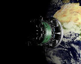 3D model Soyuz 7K LOK