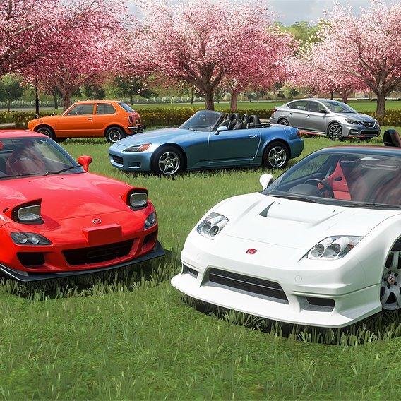 Honda & Mazda