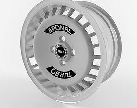 Ronal turbo r10 3D print model