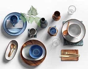 3D model Tableware Set 5