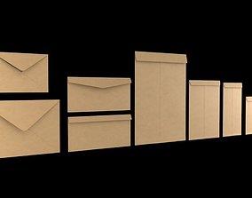 3D Envelopes ALL Sizes