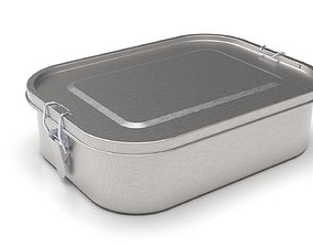 3D model other Metal Lunch Box