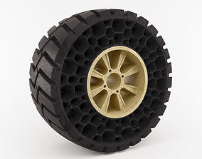 3D Airless Tires