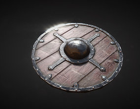 3D asset Viking Weapons