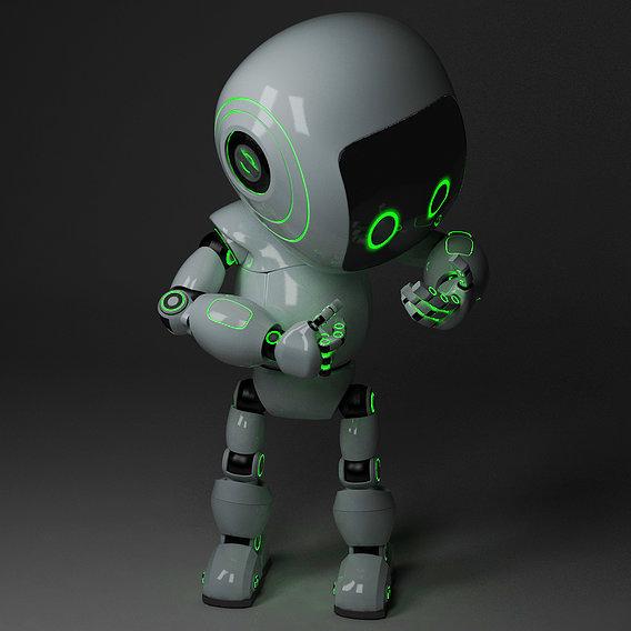 cute robot 5