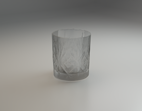3D asset Lead Crystal Tumbler