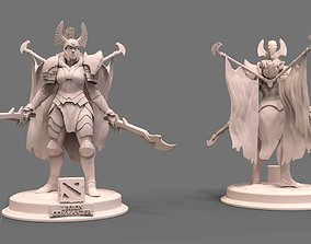 3D printable model Legion commander