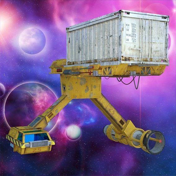 StarTug in Space 1